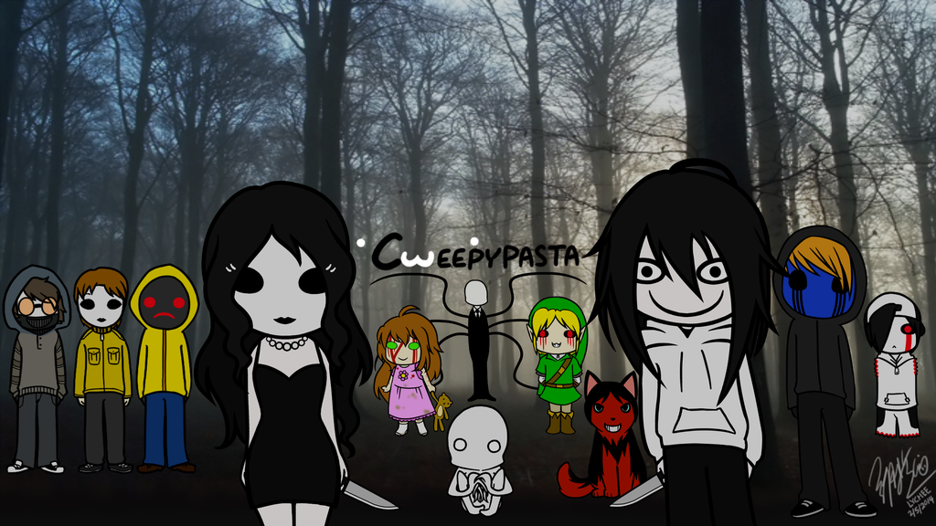 Which Creepypasta Character are you? Take this quiz and find out today!