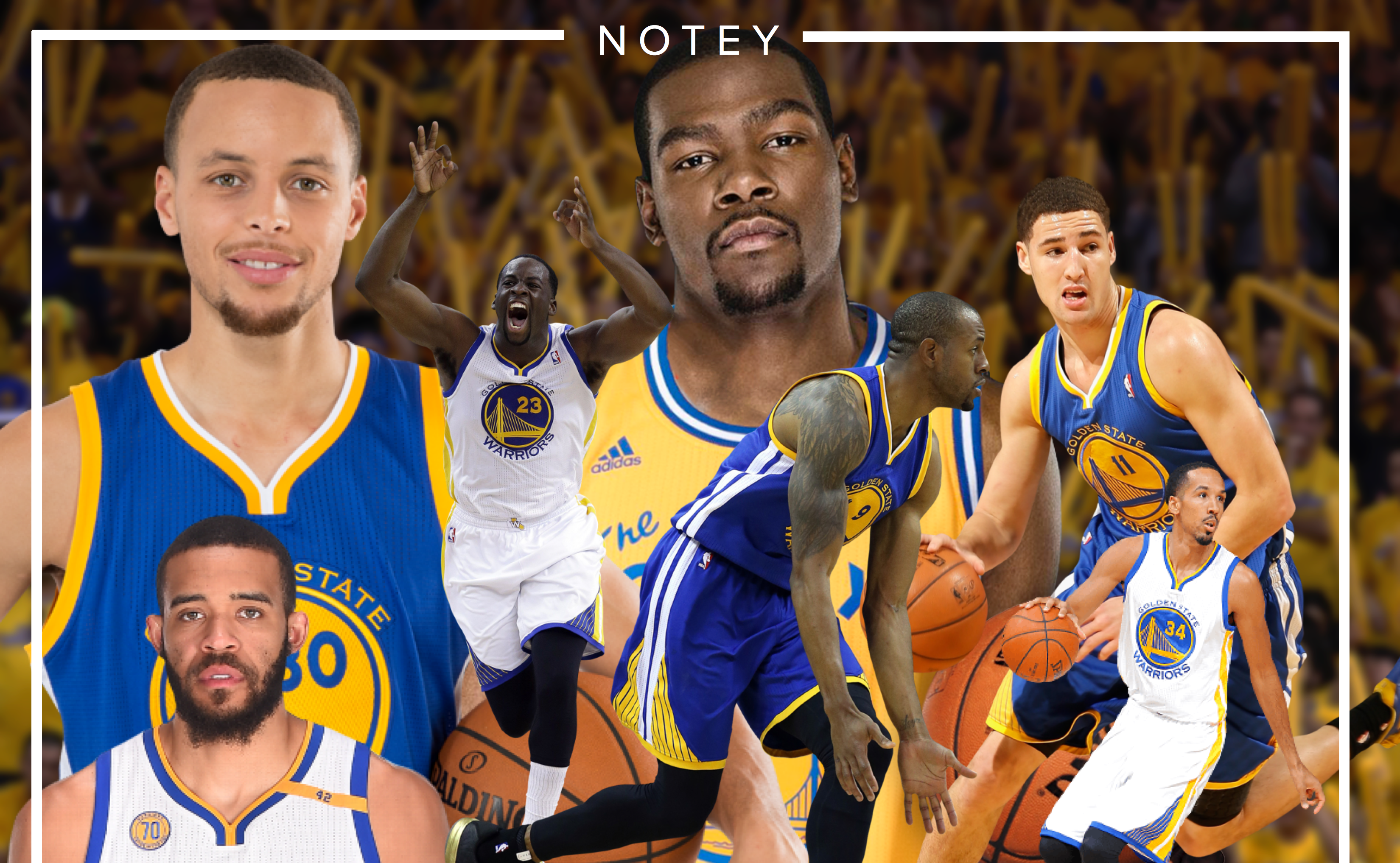 Which 2017 Golden State Warrior Are You? Take this quiz and find out today!