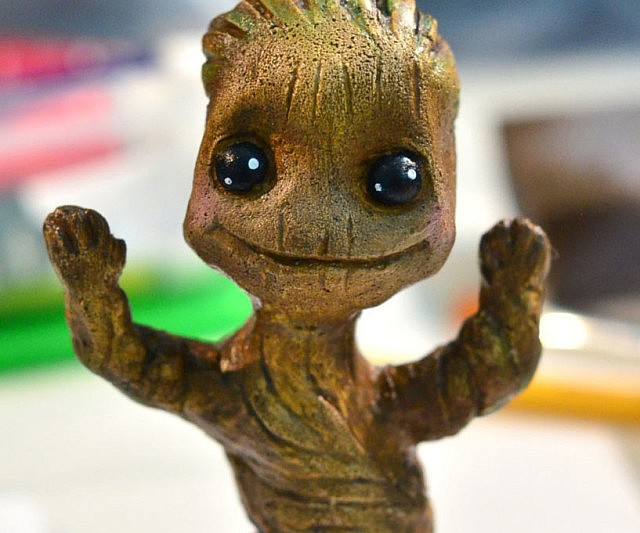Are You Groot Or New Baby Groot? Take this quiz and find out today!
