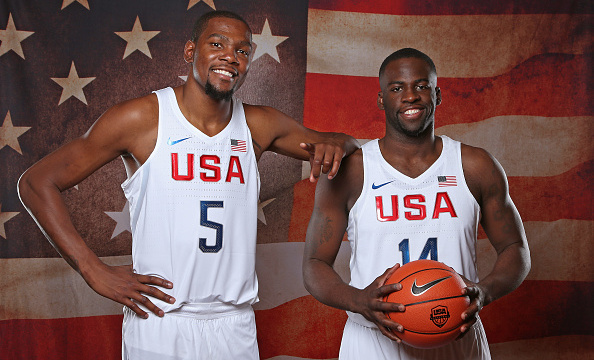 Which Member Of The USA Dream Team Are You? Take this quiz and find out today!