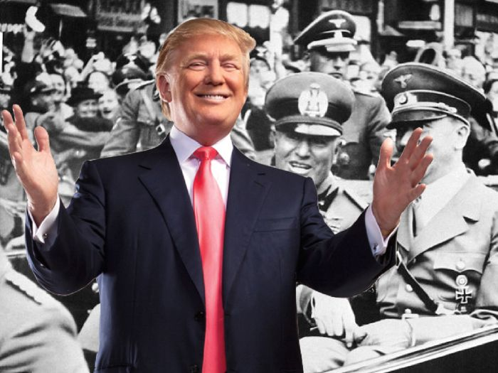 Who said it? Donald Trump or a fascist dictator? Take this quiz and find out today!