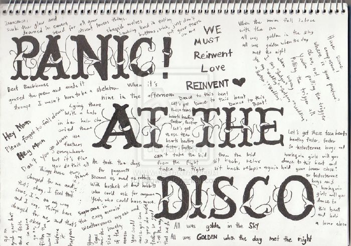 Which Panic! At The Disco Album Are You? Take this quiz and find out today!