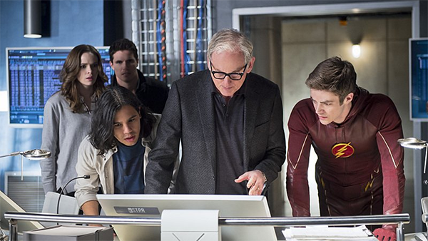 Which character from the Flash are you? Take this quiz and find out today!