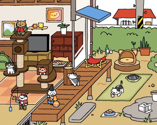 Which rare cat from Neko Atsume are you? take this quiz and find out today!