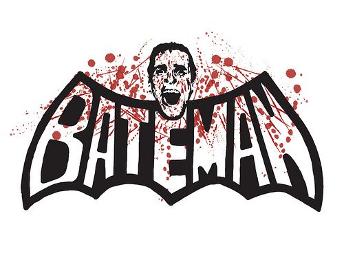 Two iconic roles, one iconic actor. One's a psychopath and the others a damaged hero. Either way both are bad to the bone and hip to be square!  Find out if you're Bateman or Batman today!
