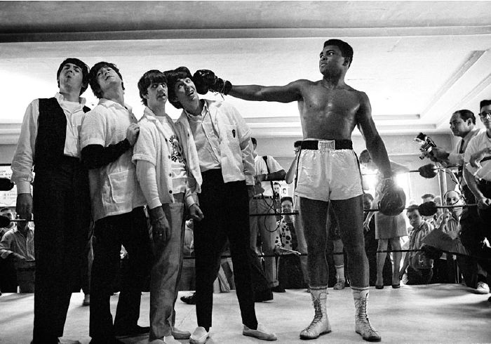 Float Like A Butterfly, Sting Like A Bee... Which Muhammad Ali Quote Should Be Your Motto? Take this quiz and find out today!