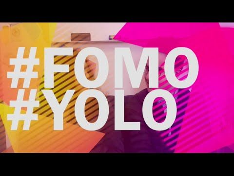 Whether your live your life via FOMO or YOLO can make a huge difference in your daily decisions. Find out if you're afraid of missing out or if you seize every opportunity possible!