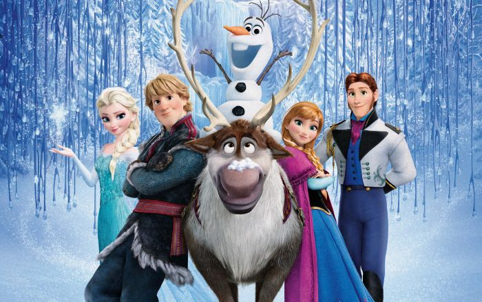 Which Frozen Character are you? Take this quiz and find out today!