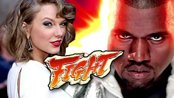 Taylor Swift Vs. KIMYE, Whose Side Are You On? Take this quiz and find out today!