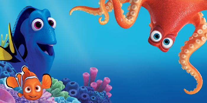 Which brand new Finding Dory Character are you? Take this quiz and find out today!