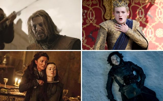 How Would You Die In Game Of Thrones? Take this quiz and find out today!