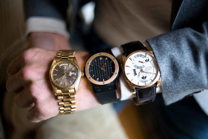What luxury wristwatch are you most like? Take this quiz and find out today!