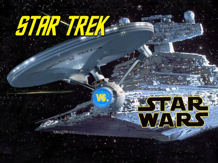 This is the eternal debate, Star Trek Vs. Star Wars... Who would actually win in this ultimate battle? Take this quiz and find out today!
