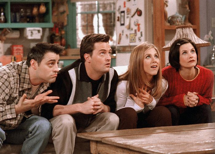 Do you remember the Friends characters' middle names? take this quiz and find out how much of a true Friends fan you are today!