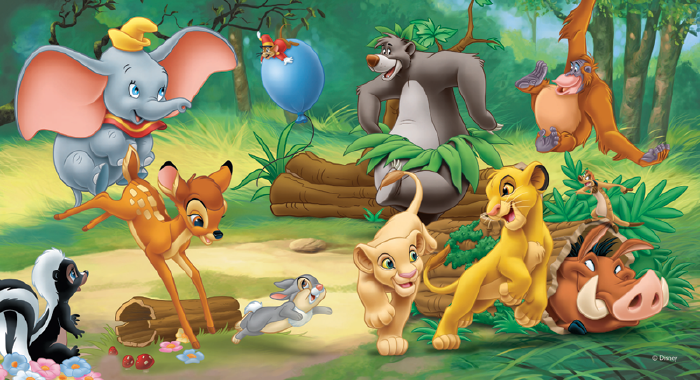 Everyone has a cute lovable amazingly colorful Disney spirit animal! Take this quiz and find out yours today!