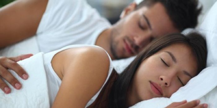 What does your sleeping position say about your relationship? Take this quiz and find out today!