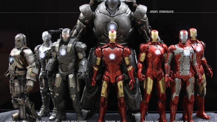Which Ironman suit suits you best? Take this quiz and find out today!
