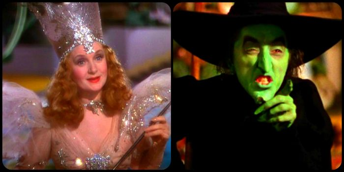 Ever wonder if you're inner witch is good or bad? Does it feel good to be mean sometimes? Is it hard to be nice sometimes? Find out if you're really a good witch or bad witch?