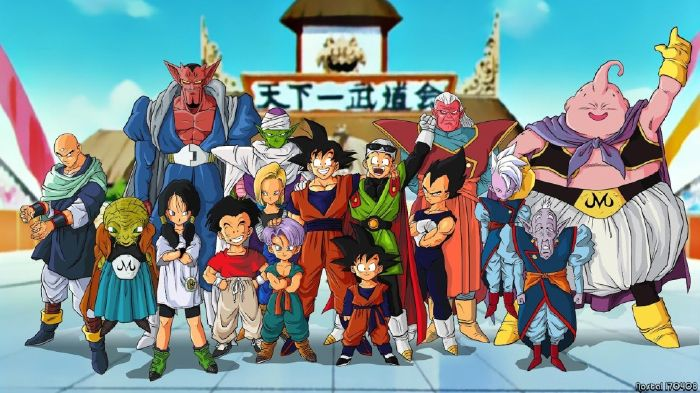 Which Dragon Ball Z Character are you? Take this quiz and find out today!