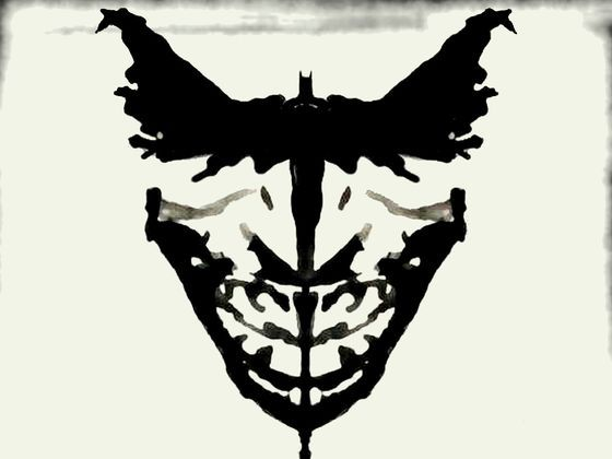 Take this ink blot test (Rorschach test) to find out your secret inner personality today!