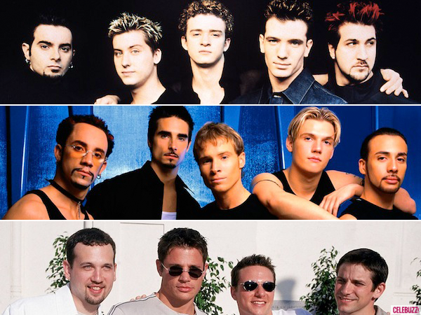 Which dreamy 90s boyband should you be in? Take this quiz and find out today!