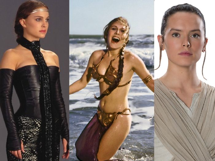 Which Star Wars Princess is actually your long lost Soulmate? Take this quiz and find out today!