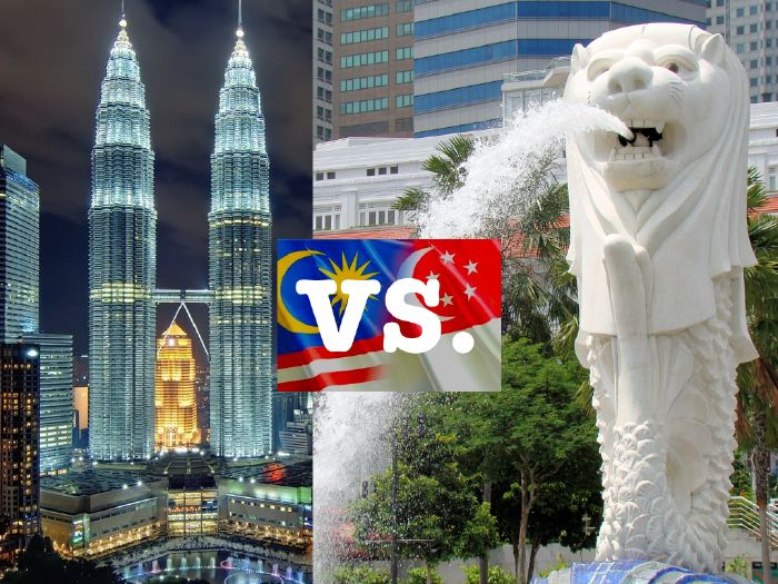 Are you more Singapore or Malaysia? Take this quiz to find out today!