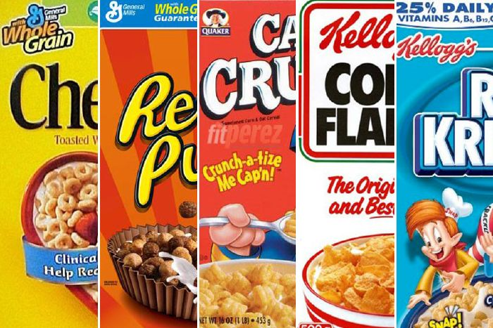 What Breakfast cereal are you? Take this quiz and find out today!