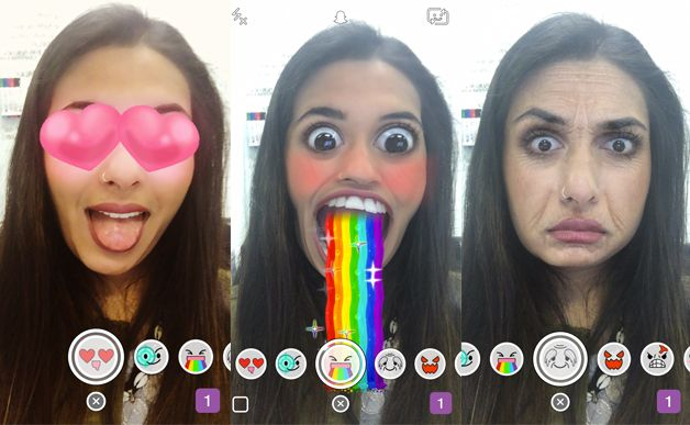 Which Snapchat Selfie Face are you? Take this quiz and find out today!